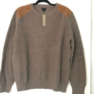 J CREW Woodsman Sweater